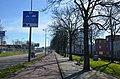 Low emission zone Rotterdam Tjalklaan 2019.jpg