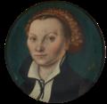 Lucas Cranach (I) - Katharina v. Bora - Morgan.png