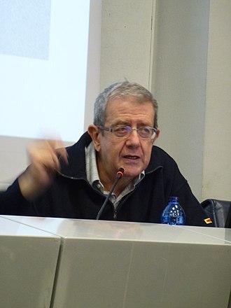 Lucio Russo - Lucio Russo in 2014