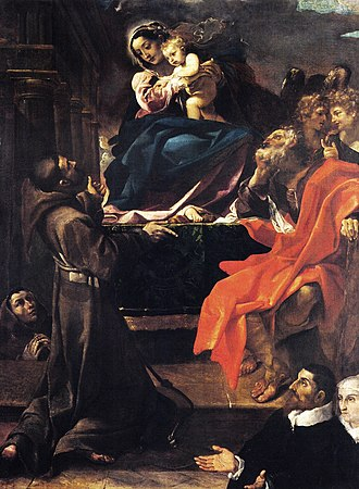 Ludovico Carracci - Image: Lud. Carracci La Carraccina