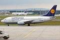 Lufthansa, D-ABIN, Boeing 737-530 (16456093102).jpg