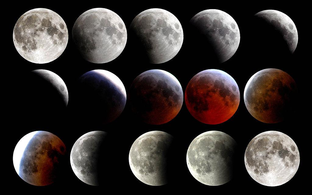 Blood Moon Chart: Lunar eclipse March 2007.jpg - Wikimedia Commons,Chart