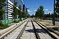 Luxembourg, construction tram avenue Kennedy (1).jpg