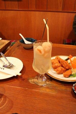 Lychee juice JPN