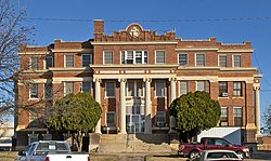Lynn county courthouse 2009.jpg