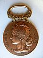 Médaille à ruban Sapeurs pompiers de l'Eure 1890 (3).jpg