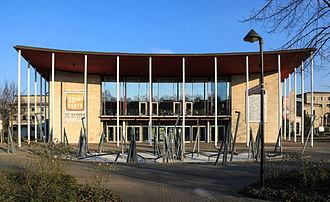 Erich Topp - Prof. Gerhard Graubner and Topp designed and built the Stadthalle (city's event hall) in Mülheim an der Ruhr.