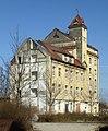 München-Allach, Diamalt-Werke von Südwesten, 3.jpeg