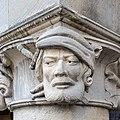 Münster, Historisches Rathaus, Säule mit Wiedertäufern -- 2020 -- 9326.jpg