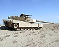 M1A1 Abrams tank, Ramadi, Iraq (2202457201).jpg