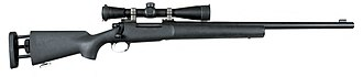 Remington Model 700 - M24 SWS (right view)