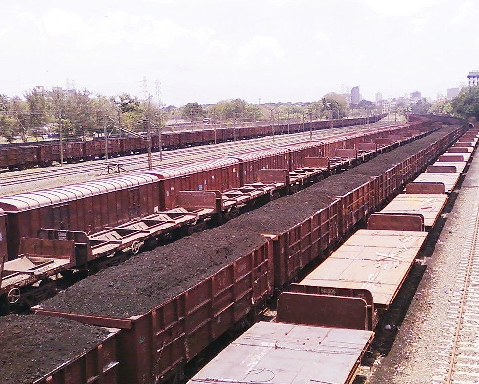 MBPT Railway Yard