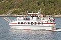 MB «Fjellvåken II» ved Skinnarbu.jpg