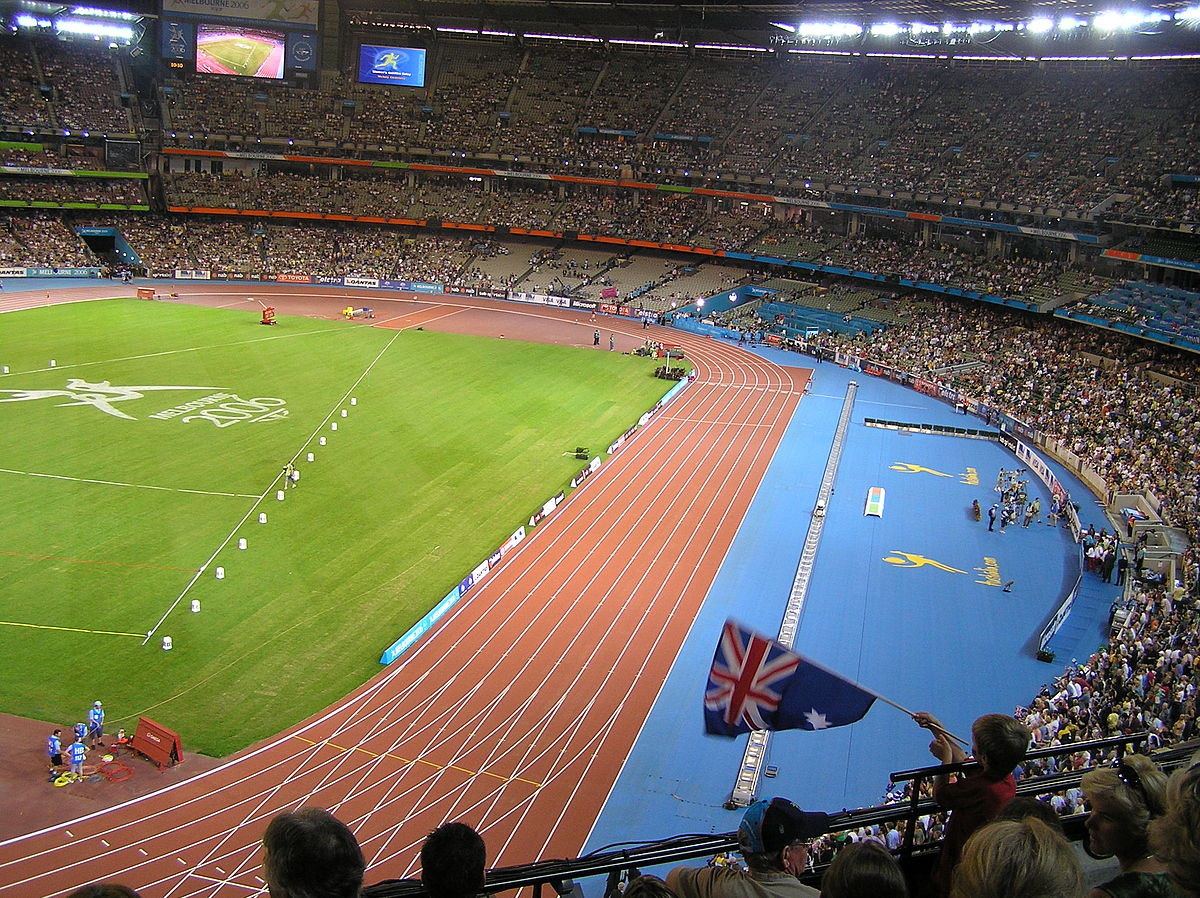 Athletics at the 2006 Commonwealth Games - Wikipedia