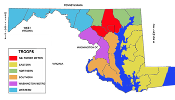 List Of Law Enforcement Agencies In Maryland Wikipedia - Maryland wikipedia