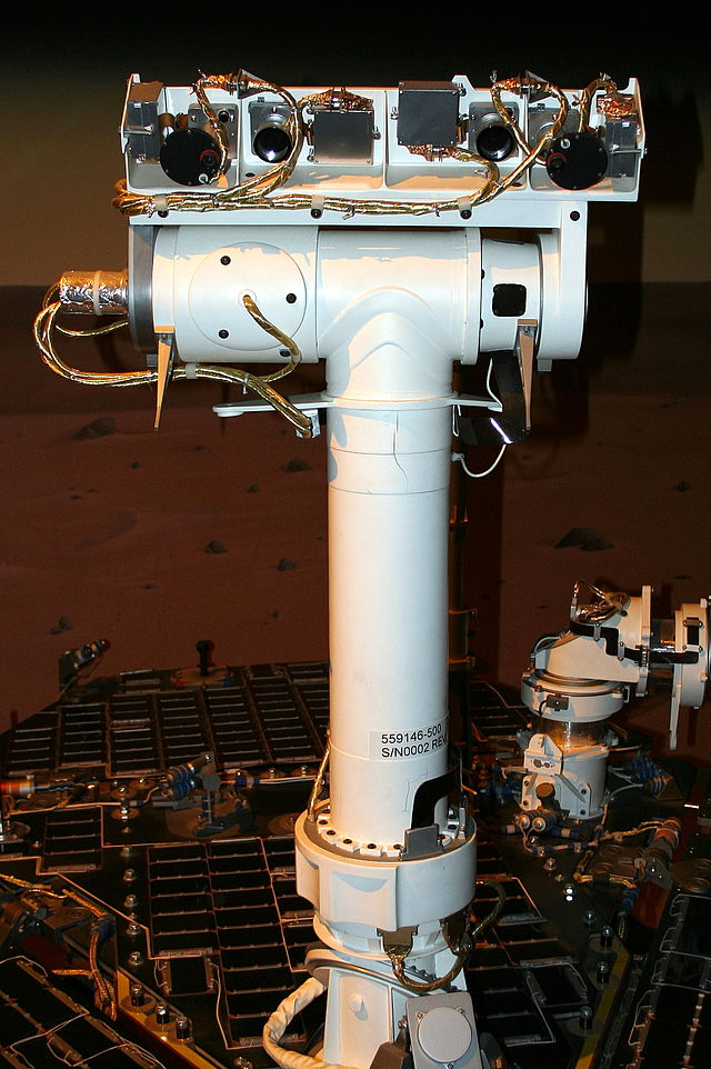 mars rover spirit and opportunity facts - photo #25