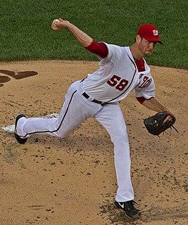 Doug Fister American baseball player