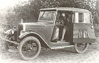 Weymann Fabric Bodies - Morris Minor 1928