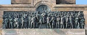 Niederwalddenkmal - Image: MK9948 Niederwalddenkmal Wacht am Rhein