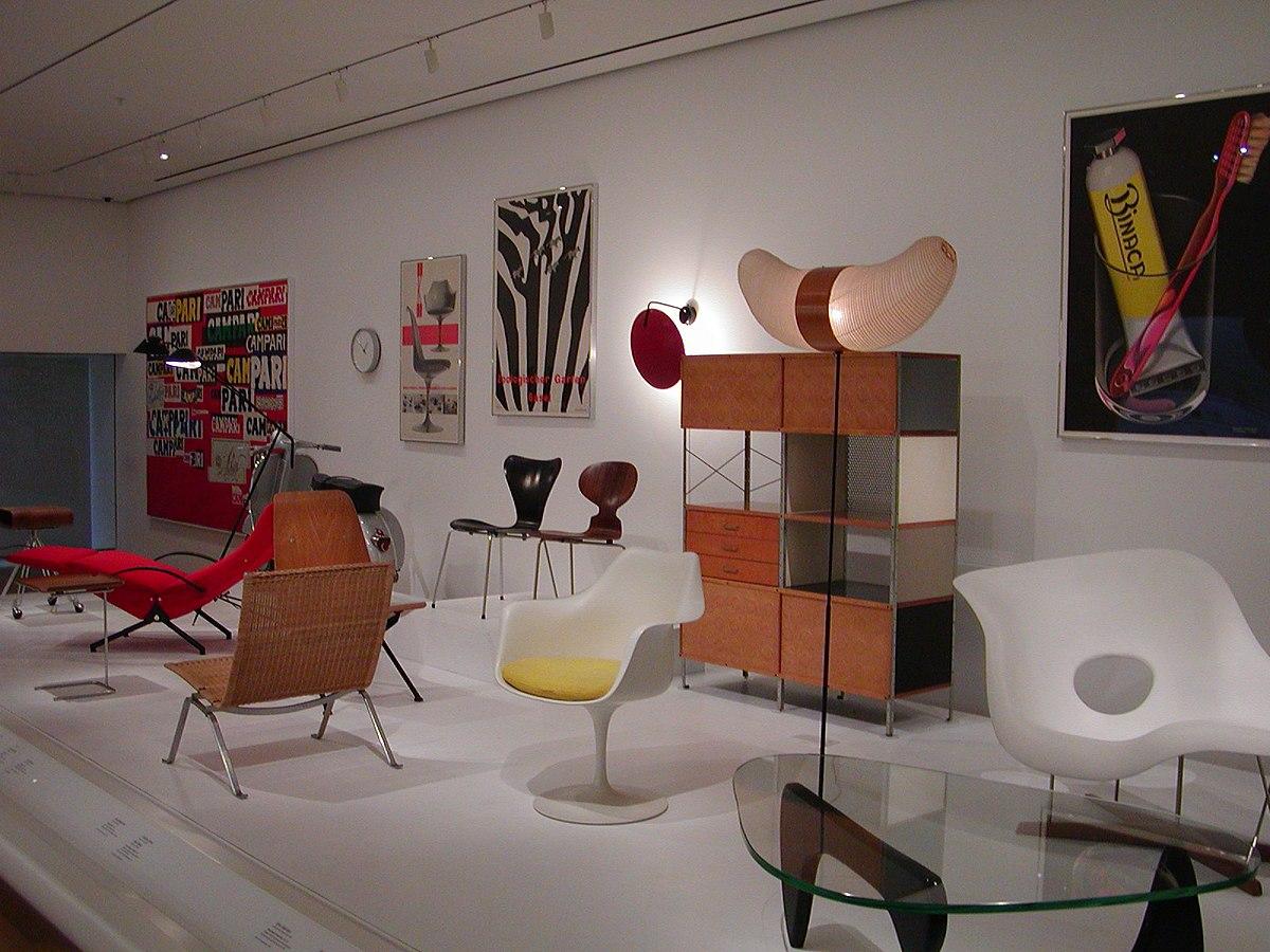 Postmodern installation art