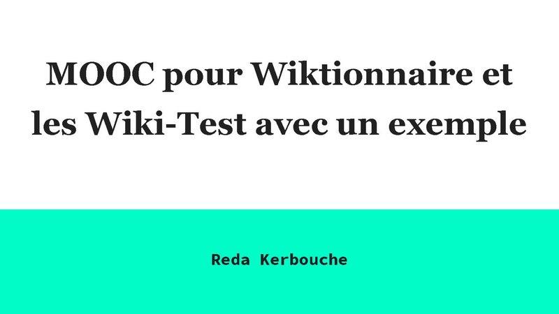 File:MOOC pour Wiktionnaire et les Wiki-Test avec un exemple.pdf