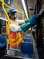MTA New York City Transit Sanitizes Stations and Subway Cars (49627525438).jpg