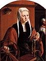 Maarten van Heemskerck - Portrait of Anna Codde - WGA11295.jpg