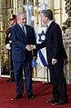 Macri & Netanyahu at Casa Rosada, September 2017 05.jpg