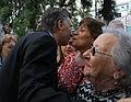 Macri inauguró la 1ª etapa remodelación Plaza Pueyrredon y homenajeó a mujeres en su día (8558035994).jpg