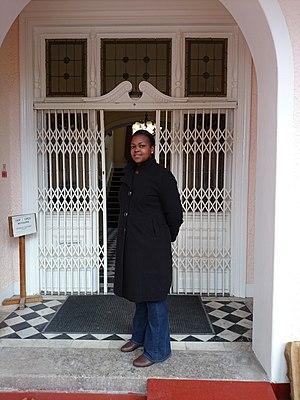 Cape Medical Museum - Image: Madam Bongi