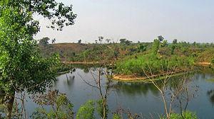Sylhet Division - Madhabpur lake of the division's Moulvibazar district.