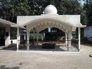 Ramgarh Cantonment - Mahatma Gandhi Samadhi Sathal, Ramgarh.