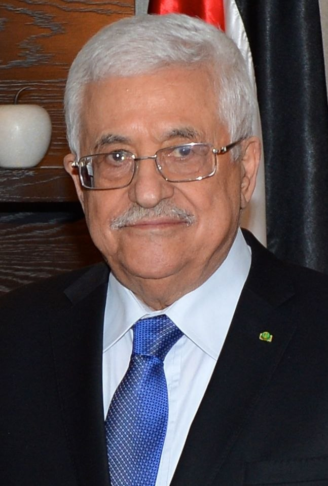 Mahmoud Abbas September 2014