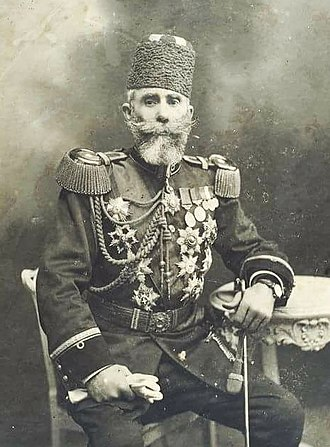 Ottoman Army (1861–1922) - Mahmud Shevket Pasha is credited with the creation of the Ottoman Air Force in 1911