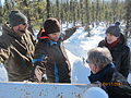 Maintenance at Infrasound Station IS53 Fairbanks Alaska USA (13288863394).jpg