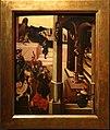Mair von landshut (baviera), scene del martirio di giuda taddeo, 1500-20 ca. (milano, poldi pezzoli) 01.jpg