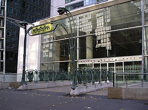 RATP Group - RATP headquarters