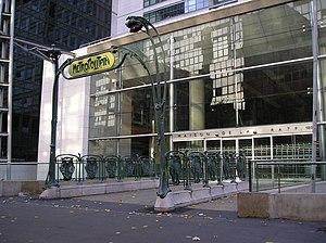 RATP Group - RATP headquarters