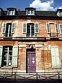 Maison natale de Delacroix, Saint-Maurice - Front Door.jpg