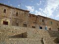 Maisons et rues du village de Menâa, Wilaya de Batna.jpg