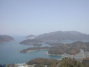Maizuru - Image: Maizuru bay
