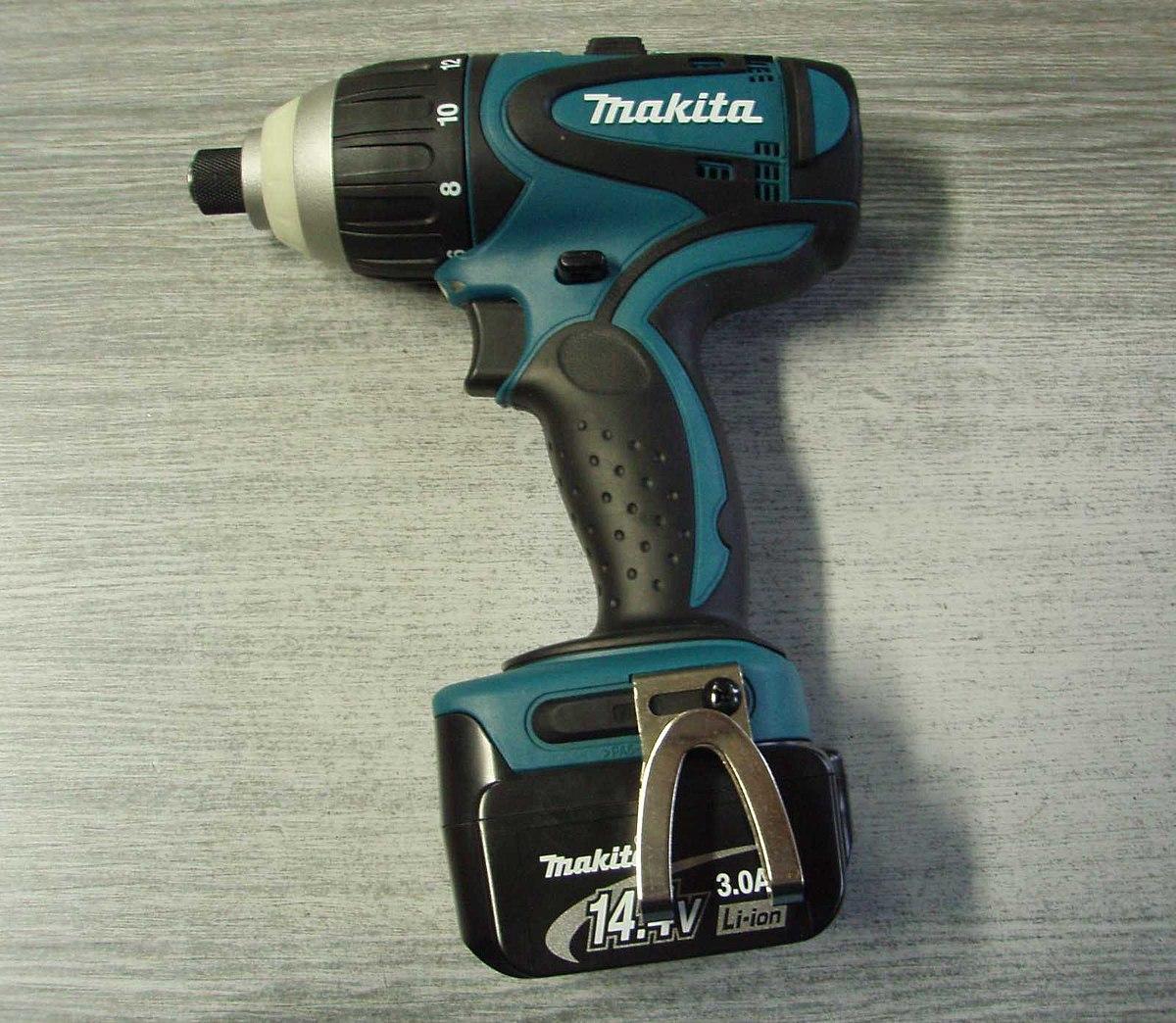 Makita Wikipedia Stanley 18v Brushless Hammer Drill