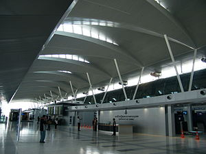 Makkasan Station - Image: Makkasan City Air Terminal Interior 1