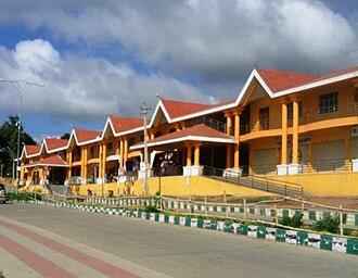 Male Mahadeshwara Hills - The bus station