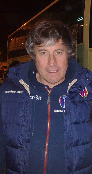 Alberto Malesani - Image: Malesani 2010