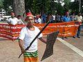 Mandi (Garo) Man, Indigenous People's Day, 2014, Dhaka, Bangladesh © Biplob Rahman-3.jpg