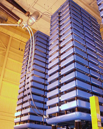 Thyristor - Image: Manitoba Hydro Bipole II Valve