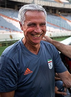 Manu Ferrera Spanish-born Belgian football coach and former player
