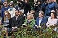 Manuela Carmena asiste a la lectura teatralizada, homenaje al Dos de Mayo con el relato de Galdós 07.jpg