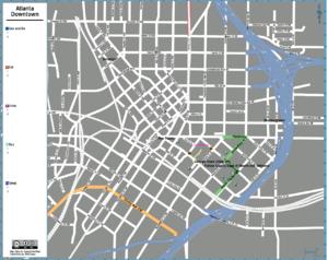 Atlanta/Downtown – Travel guide at Wikivoyage on